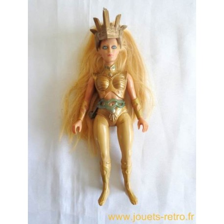 Poupée Princesse Golden Girl - Galoob