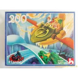 Maitres de l'Univers - Puzzle Nathan 1985