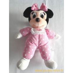 Peluche Baby Minnie - Euro Disney