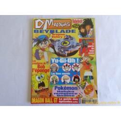 D. Mangas n° 505 octobre 2003