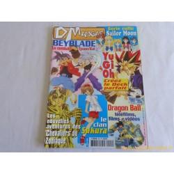 D. Mangas n° 499 avril 2003