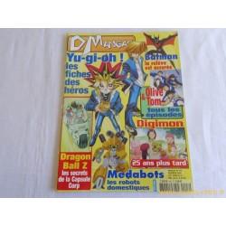 D. Mangas n° 497 février 2003