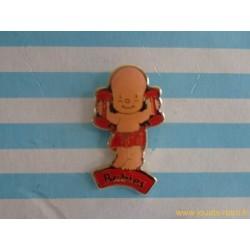 Pin's Babies - Pierrot le costaud