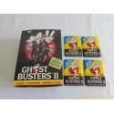 1 paquet de cartes SOS Fantômes 2 Topps 1989