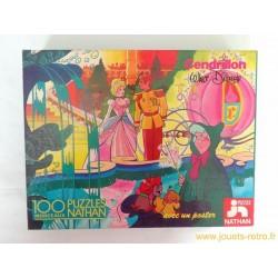 Puzzle Cendrillon Disney - Nathan 1979