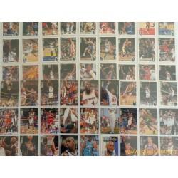 Lot 45 cartes NBA Upper Deck Collector's Choice 94-95 Series 1