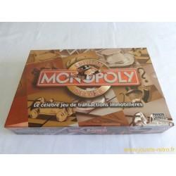 Monopoly Edition Deluxe - Jeu Parker 2003
