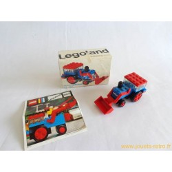 Boite Lego Legoland 604 Tracteur