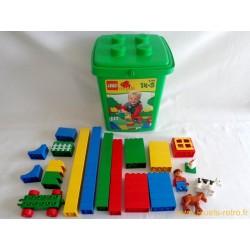 Grand baril Lego Duplo Ferme