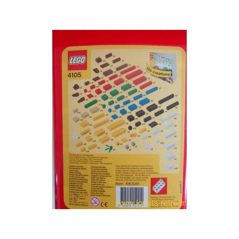 boite de briques lego creator 4105 jouets r tro jeux de soci t jeux vid o livres objets vintage. Black Bedroom Furniture Sets. Home Design Ideas