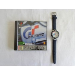 Gran Turismo 2 + montre - Jeu Ps1