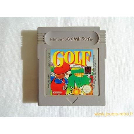 Golf - Jeu Game Boy