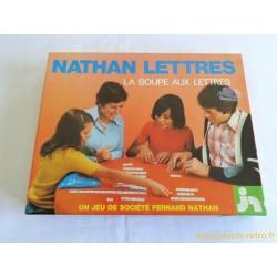 Nathan Lettres La soupe aux lettres 1976