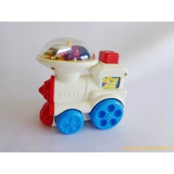 Locomotive Toupie Fisher Price - 1993