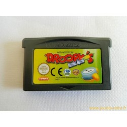 Droopy's Tennis Open - Jeu Game Boy Advance GBA