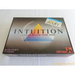 Intuition - Jeu Nathan 1990