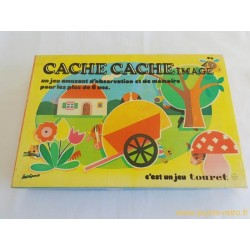 Cach Cache Image Jeu Touret