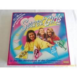 Secret Girls - Jeu Habourdin 1990