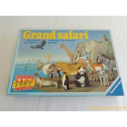 Grand Safari - Jeu Ravensburger 1985