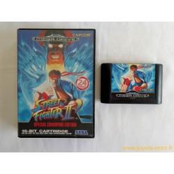Street Fighter 2 II ' - Jeu Megadrive