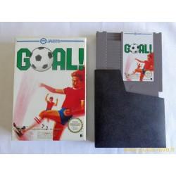Goal! - Jeu NES