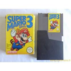 Super Mario Bros. 3 - Jeu NES