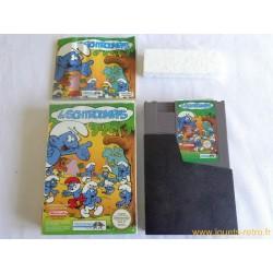 Les Schtroumpfs - Jeu NES
