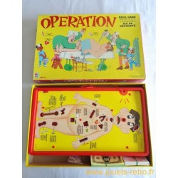 Operation - Jeu MB 2003