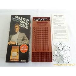 Mastermind Mots et Chiffres - Jeu Capieca 1976