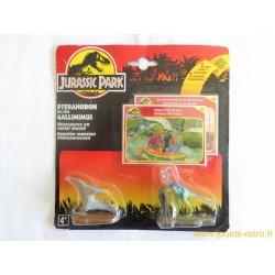 Ptaranodon et Galliminus Jurassic Park 1993