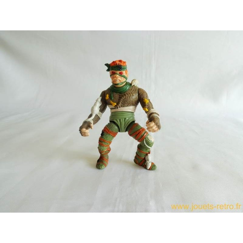 Rat king les tortues ninja 1988 jouets r tro jouets - Rat tortues ninja ...