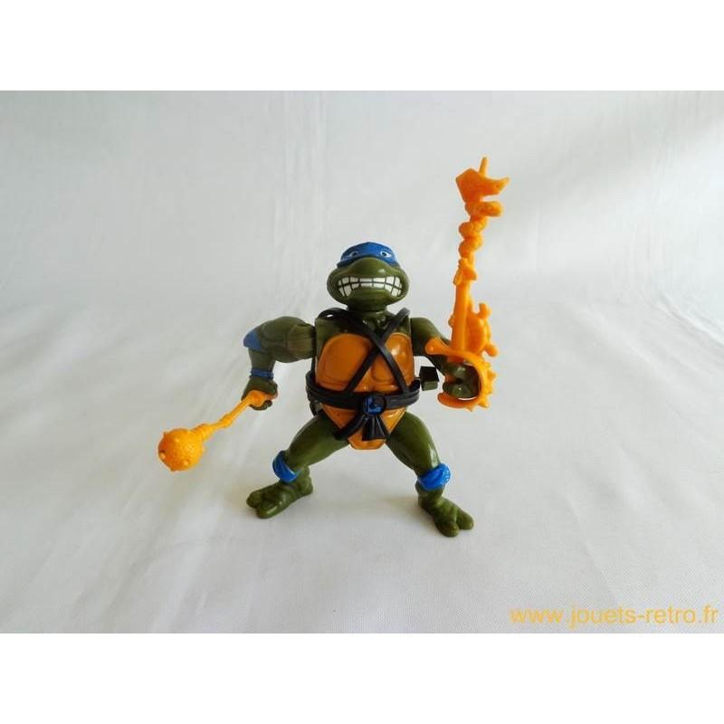 Leonardo sword slicin 39 les tortues ninja 1990 jouets r tro jeux de soci t jeux vid o livres - Leonardo tortues ninja ...