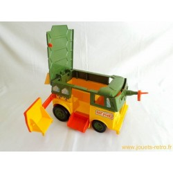 Party Wagon Van - Les Tortues Ninja 1989
