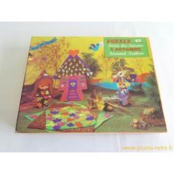 Puzzle L'Automne - Fernand Nathan
