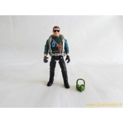 Jurassic Park - Dennis Nedry figurine Kenner 1993