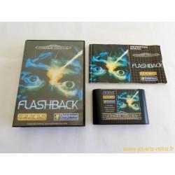 Flashback - Jeu Megadrive