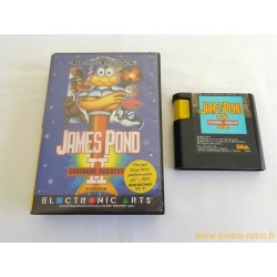 James Pond 2 : Codename RoboCod - Jeu Megadrive