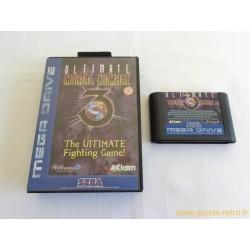 Ultimate Mortal Kombat 3 - Jeu Megadrive
