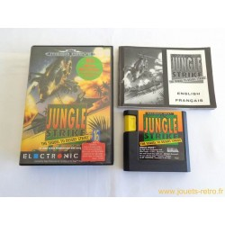 Jungle Strike - Jeu Megadrive