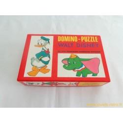 Domino Puzzle Walt Disney - Jeu Nathan 1974