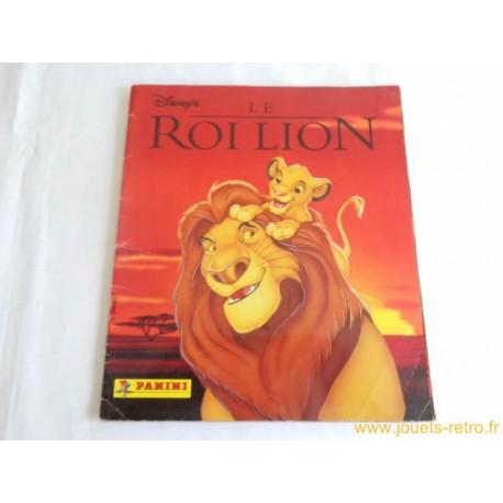 Album Panini Le Roi Lion Disney Complet