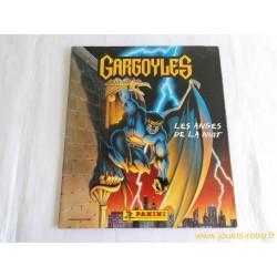 Album Panini Gargoyles Disney