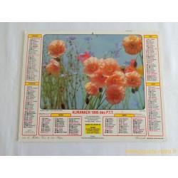 Almanach des PTT 1985 Romantisme