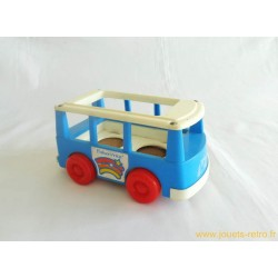 Bus Fisher Price 1990