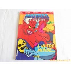 Special Maitres de l'Univers n° 6 - 1984 Euredif