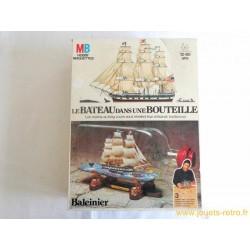 Le Bateau dans une Bouteille - maquette MB 1976