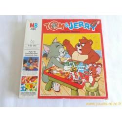 Tom & Jerry Les petits chevaux - Jeu MB 1981