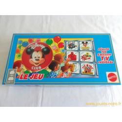 Disney Club Le Jeu - Mattel 1991