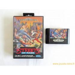 Streets of Rage - Jeu Megadrive