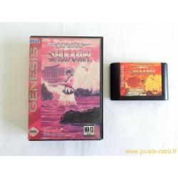 Samurai Shodown - Jeu Genesis Megadrive